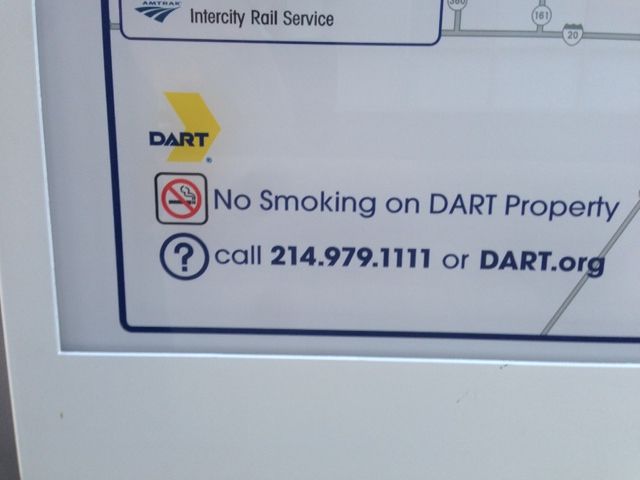Ask DART: Where can I use e-cigarettes? | DART Daily