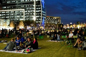 Music Thursdays at Klyde Warren Park
