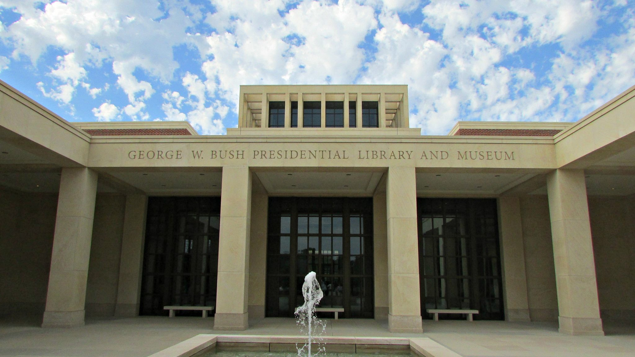 Destination Dart George W Bush Presidential Library And Museum