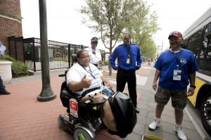 Veteran's Wheelchair Games 14