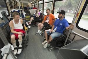 Veteran's Wheelchair Games 15