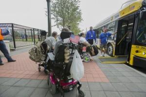 Veteran's Wheelchair Games 17