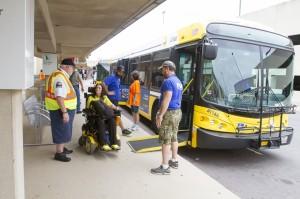 Veteran's Wheelchair Games 5