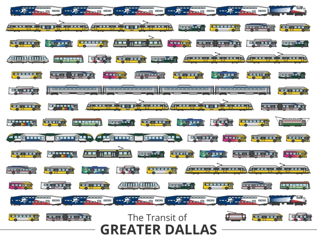 transit greater dallas