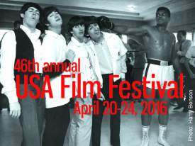 BLOG-- USA Film Festival Image