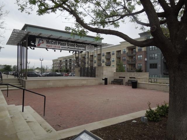 Downtown Plano McCall Plaza 2016 KP3