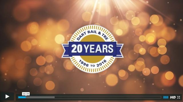 DART 20 Years May 26 Video
