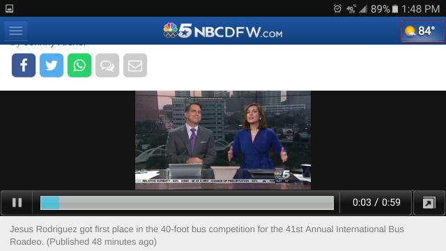 NBC 5 DFW