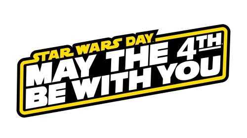Star Wars Day May the 4th graphic