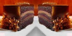 La Duni chocolate cake