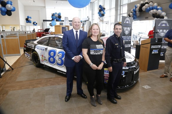 New NASCAR Honors DART and Dallas Police Officers | DART Daily