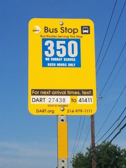 Get the 411 on DART Stop IDs | DART Daily