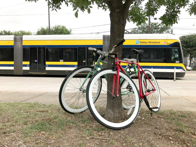 bikes-at-tree-and-streetcar