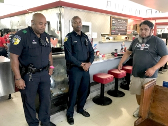 Coffee with a Cop 5