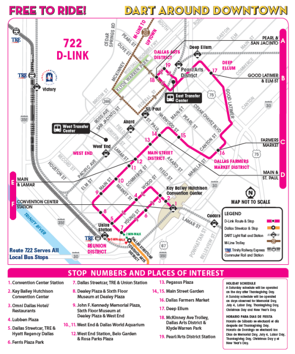 New D-Link Route Comes to You Jan. 29 | DART Daily on